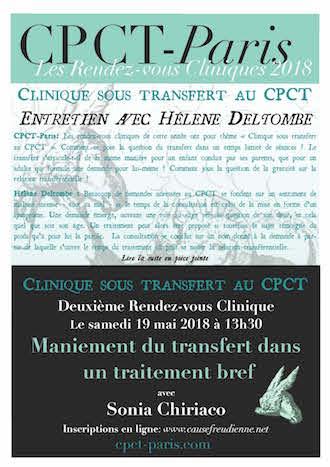 Entretien avec Hélène Deltombe – les rendez-vous cliniques du CPCT